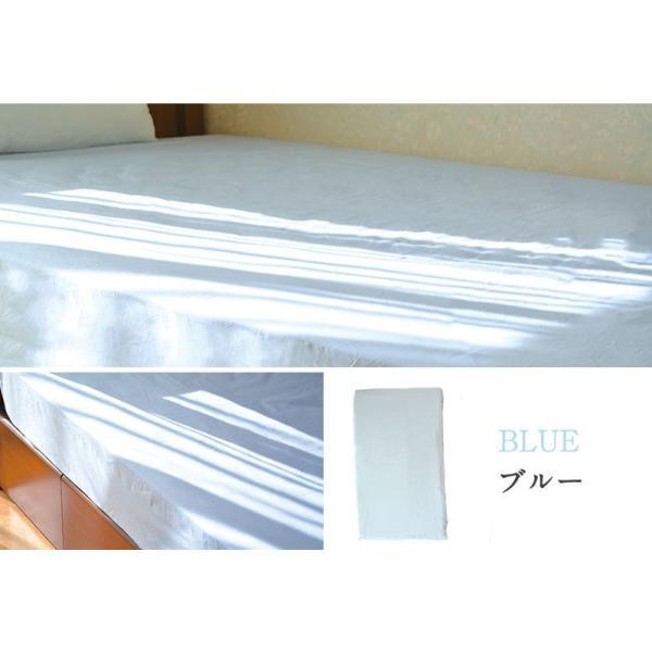 ボックスシーツ シングル 綿100% 日本製 ベッドシーツ BOXシーツ マットレスカバー|coyoli|05