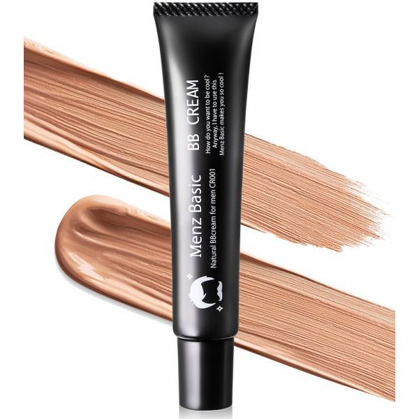 メンズBBクリーム バレない素肌感 メンズベーシック 日本産  シーアール・ラボ(CR-lab)  20g