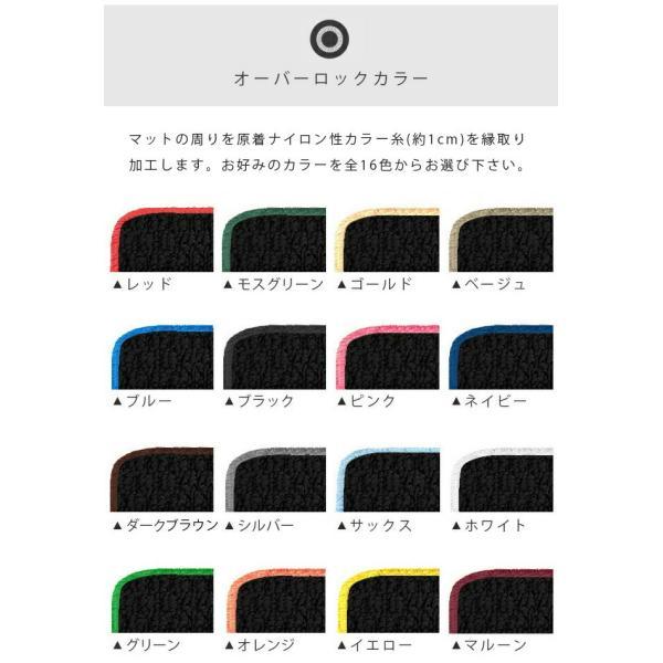 NISSAN ニッサン 日産 C27系セレナ SERENA セカンドラグマット DXマット 純正 TYPE|craft-mart|13