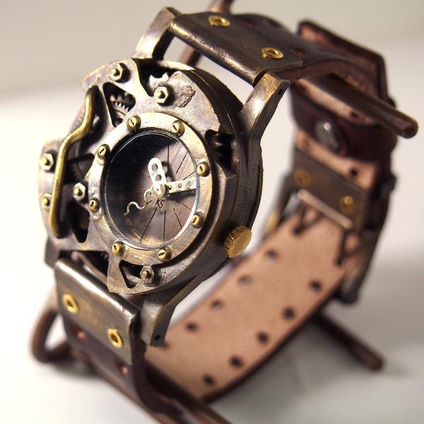 「手作り腕時計」をご存知ですか?創始者・JHA代表 篠原康治さんの腕時計
