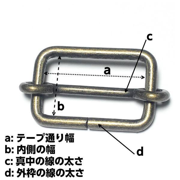 リュックカン 15mm 20mm 25mm 30mm 移動カン コキ アジャスター 1本線送り 1個|craftparts-wayuu|07