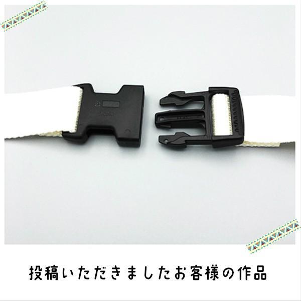 バックル プラスチック 黒 バックルのみ 金具 パーツ 手芸 手作り  交換 修理 ベルト リュック15mm 1個|craftparts-wayuu|04