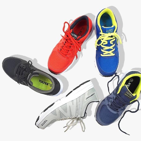 安全靴 タルテックス TULTEX 軽量 レディース メンズ ローカット 女性用対応|craftworks|02