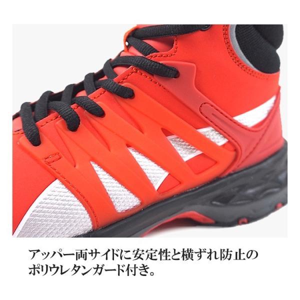 安全靴 プーマ PUMA ハイカット ヴェロシティ JSAA A種認定  VELOCITY2.0|craftworks|06