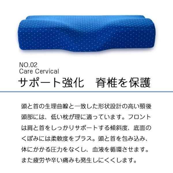 枕 まくら 肩こり 頸椎サポート 健康枕 ストレートネック おすすめ 整体枕 安眠枕 快眠枕 いびき防止 肩こり対策 低反発枕 首こり 無呼吸|cran|13