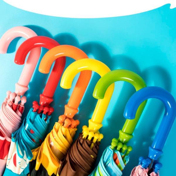 子供用傘 キッズ 3Dアンブレラ 幼稚園児 動物 可愛い グラスファイバー 窓付 男の子 女の子 通園 通学 軽量 誕生日プレゼント 送料無料|cran|08