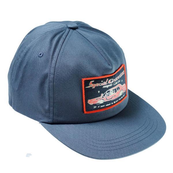 キャップ 帽子 スケボー マークゴンザレス KROOKED SNAPBACK CAPクルキッド クルックド|crass|04