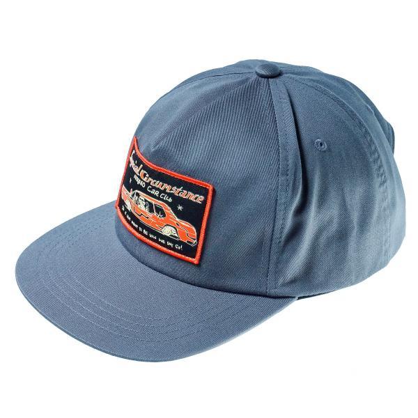 キャップ 帽子 スケボー マークゴンザレス KROOKED SNAPBACK CAPクルキッド クルックド|crass|05