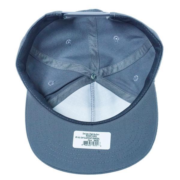 キャップ 帽子 スケボー マークゴンザレス KROOKED SNAPBACK CAPクルキッド クルックド|crass|07