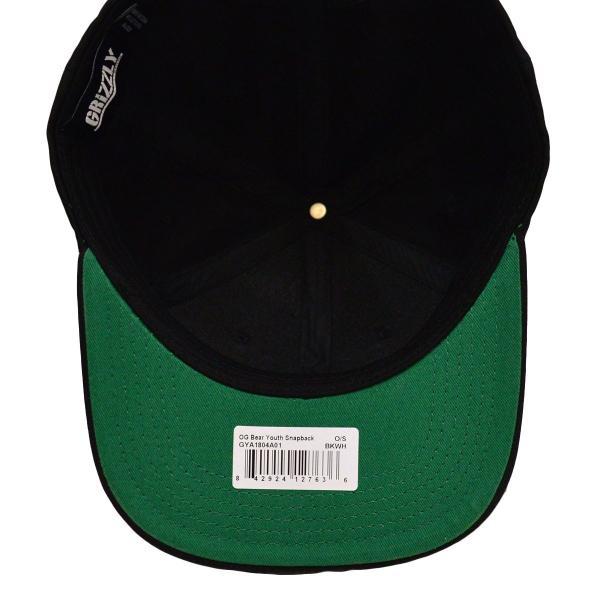4ad3dbf818e ... グリズリー GRIZZLY グリップテープ ストラップバック キャップ cap 帽子 キッズ OG BEAR YOUTH SNAPBACK  ユースサイズ