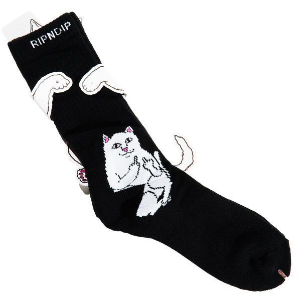 RIPNDIP リップンディップ 靴下   SOCKS  ソックス ユニセックス   スケボー ストリート ネコ ねこ 2019 新作|crass|02