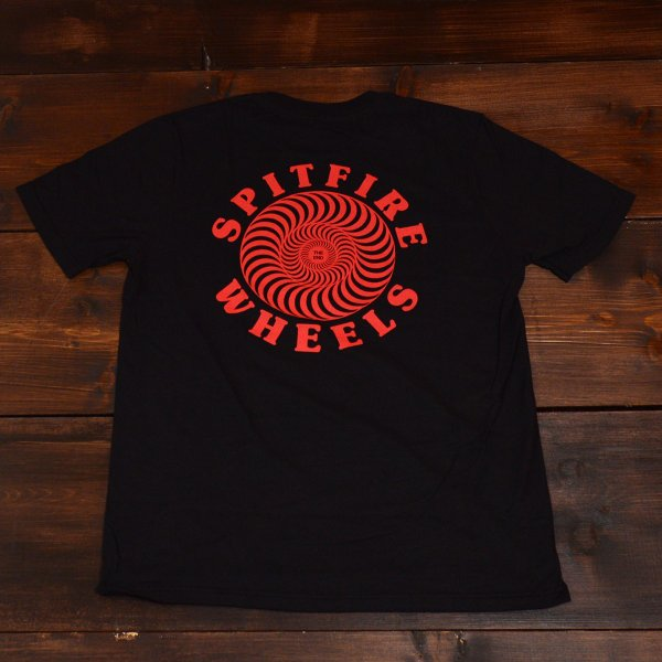SPIT FIRE YOUTH S/S TEE OG CLASSIC スピットファイアー ユースTシャツ|crass|02