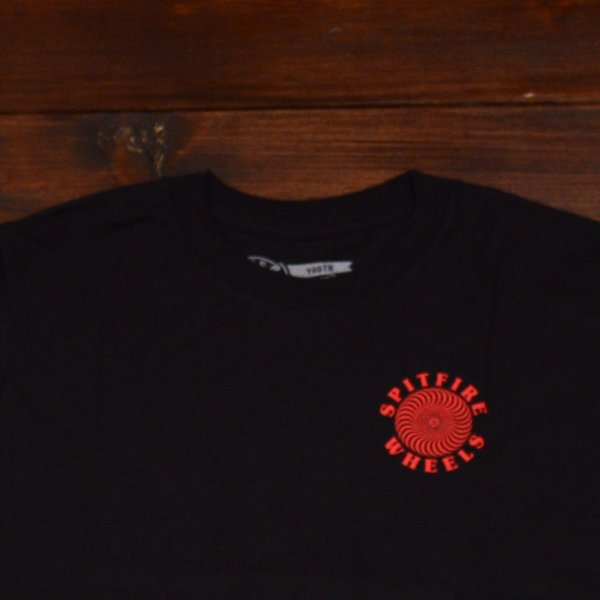 SPIT FIRE YOUTH S/S TEE OG CLASSIC スピットファイアー ユースTシャツ|crass|03