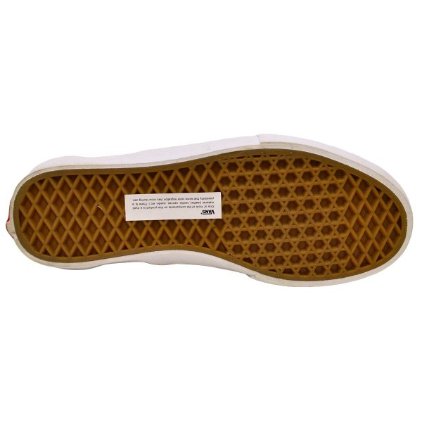 VANS スニーカー スリッポン オールドスクール old skool SLIP ON PRO バンズ 黒 白 25 26 27 BLACK WHITE スケボー メンズ スケシュー SK8 靴|crass|05