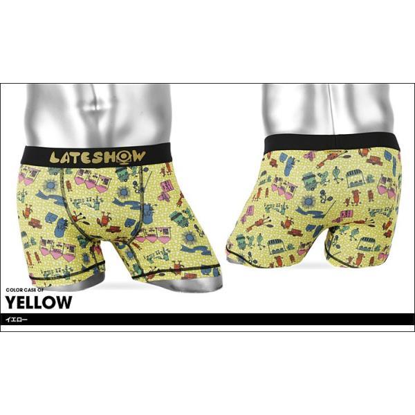 ボクサーパンツ メンズ Market ブランド レイトショー LATESHOW|crazyferret|02