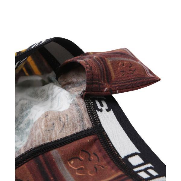ボクサーパンツ メンズ ローライズ サードウェア チョコレート 3RDWARE CHOCOLATE|crazyferret|04