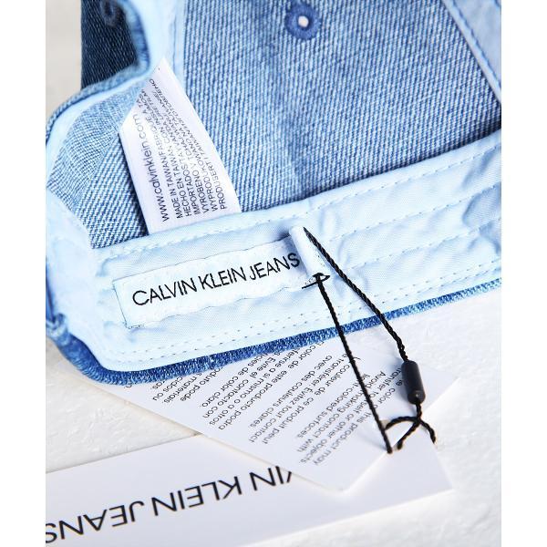 カルバンクラインジーンズ キャップ メンズ LOGO Calvin Klein Jeans crazyferret 05