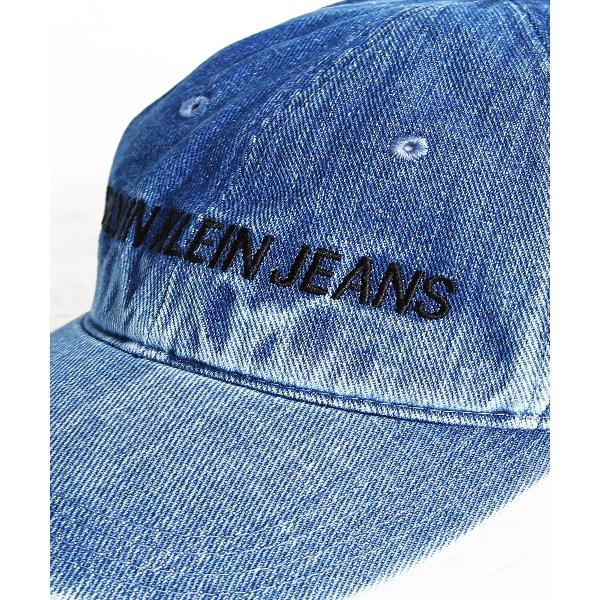 カルバンクラインジーンズ キャップ メンズ LOGO Calvin Klein Jeans crazyferret 06