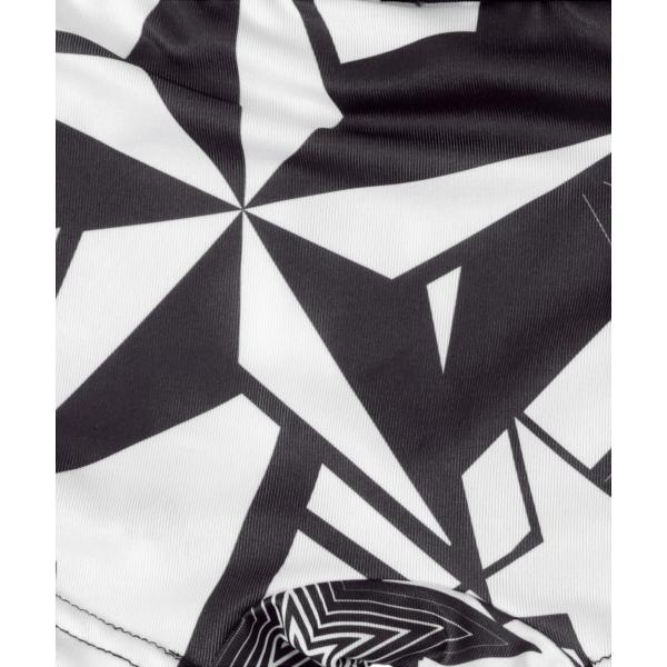 ボクサーショーツ レディース 幾何学柄 フィークス ジオメトリックスター ペアデザイン Geometric Star FICUS crazyferret 05