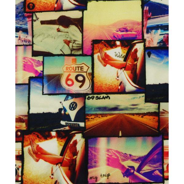 ボクサーパンツ メンズ ブランド フォトコラージュ 69SLAM ROAD TRIP 69スラム|crazyferret|06