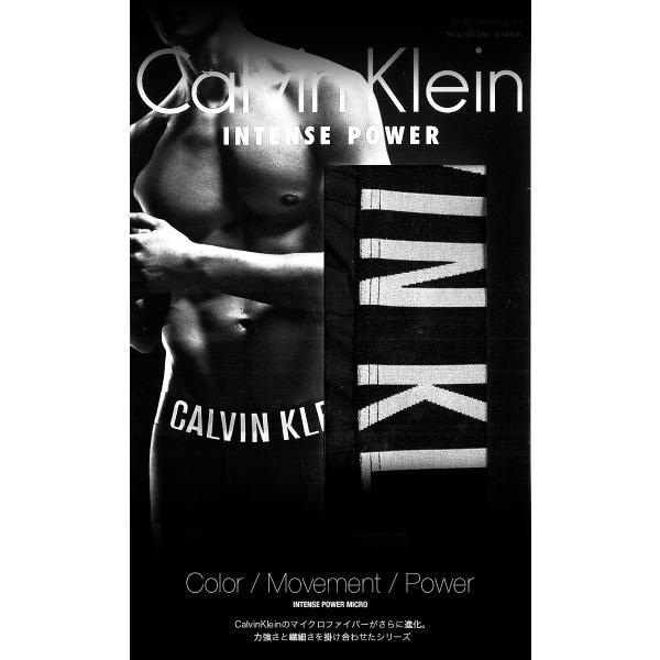 カルバンクライン ボクサーパンツ メンズ  ローライズ 下着 Intense Power Micro CalvinKlein crazyferret 05