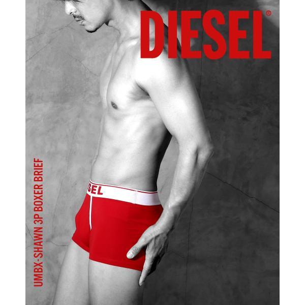 ディーゼル ボクサーパンツ メンズ 3枚組 UMBX-SHAWN ブランド DIESEL|crazyferret|07