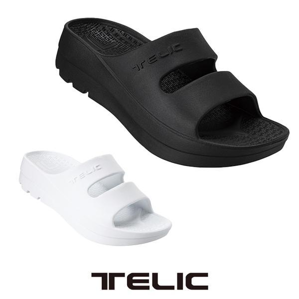 TELIC/テリック国内正規品厚底サンダル/メンズ/レディース/W-STRAPダブルストラップ/EVA/スポーツサンダル/ビーチ