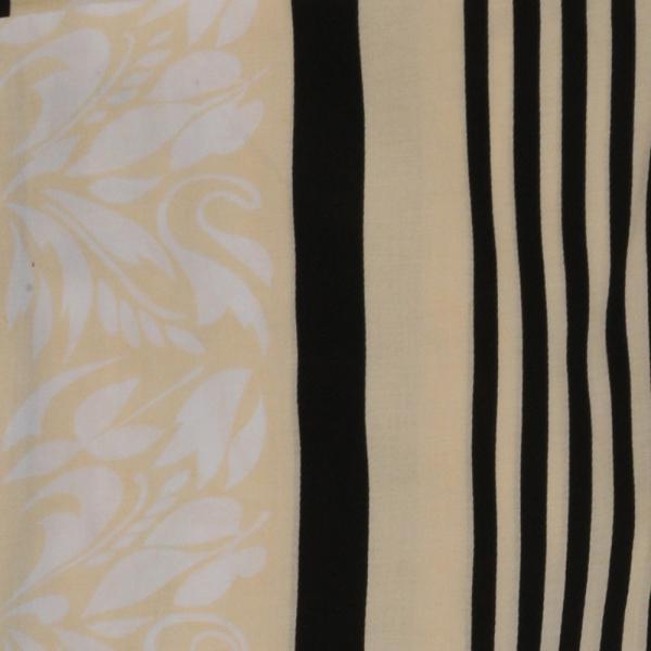 浴衣 セット レトロ レディース モダン 浴衣セット ゆかた 激安 2017 浴衣+帯 作り帯+下駄 3点セット 縞 白地 古典 古典柄 大正ロマン|cream-ivony|06