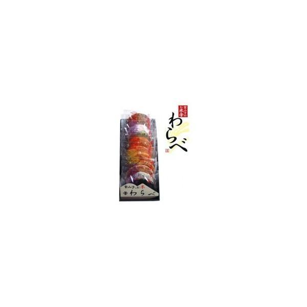 代引・同梱不可 草加せんべい わらべ1000(14枚入)×5箱