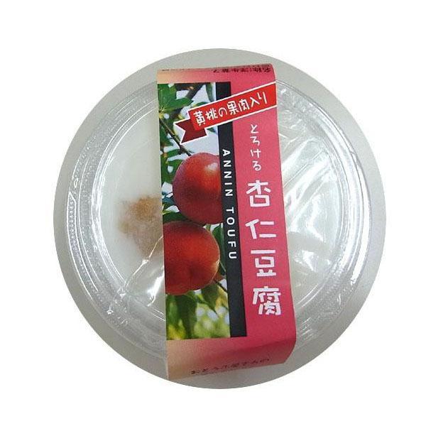 代引・同梱不可 とろける杏仁豆腐 24個セット