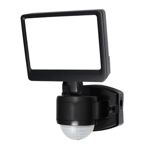 代引・同梱不可 ELPA(エルパ) 屋外用LEDセンサーライト AC100V電源(コンセント式) ESL-SS421AC