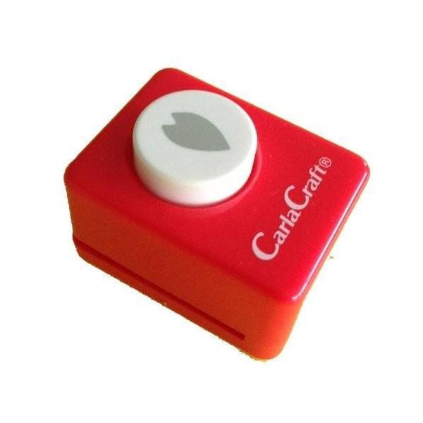 代引・同梱不可 Carla Craft(カーラクラフト) クラフトパンチ(小) サクラA(M)/桜 CP-1 4100682
