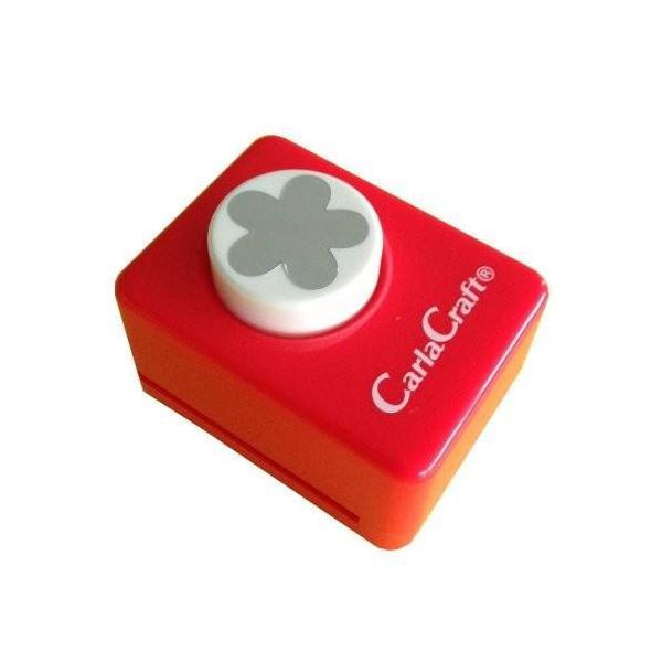 代引・同梱不可 Carla Craft(カーラクラフト) クラフトパンチ(小) ペタル5 CP-1N 4100892