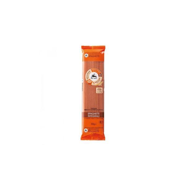 代引・同梱不可 アルチェネロ 有機ファイバー&プロテインスパゲッティ (全粒粉とレンズ豆) 250g 20個セット C6-43