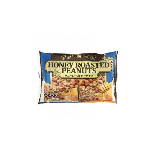 代引・同梱不可 タクマ食品 ハニーローストピーナッツ 16×4個入