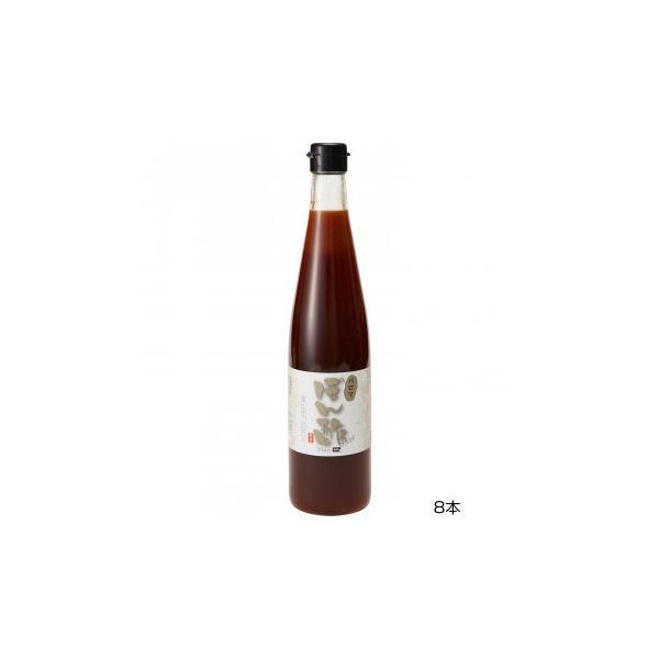 代引・同梱不可 和泉食品 パロマ味付けぽん酢 500ml(8本)