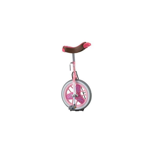 代引・同梱不可 一輪車 スケアクロー ピンク SCW14PK