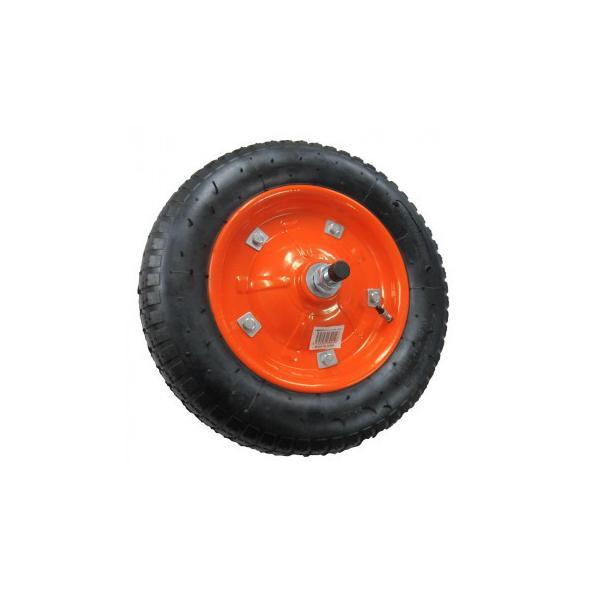 代引・同梱不可 一輪車用エアータイヤ 13インチ PR-1302A 庭 園芸 DIY