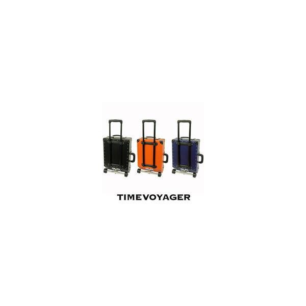 代引・同梱不可 キャリーバッグ TIMEVOYAGER Trolley タイムボイジャー トロリー スタンダードII 30L 旅行カバン ハンドメイド 天然素材