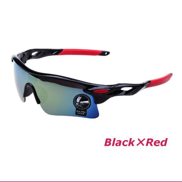 スポーツサングラス サングラス UVカット 超軽量 アウトドア 野球 ゴルフ サイクリング メンズ レディース 釣り|creez|03