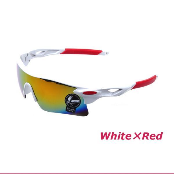 スポーツサングラス サングラス UVカット 超軽量 アウトドア 野球 ゴルフ サイクリング メンズ レディース 釣り|creez|04