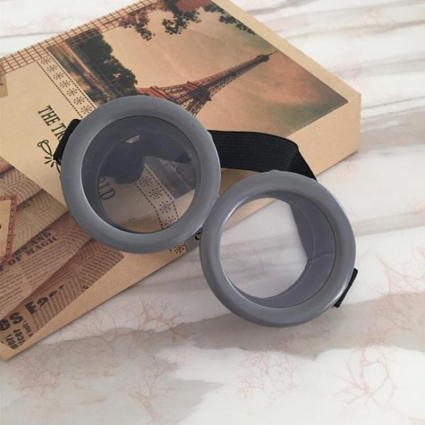 ミニオン ゴーグル コスプレ ハロウィン 眼鏡 ミニオンズ USJ 男性 女性 子供 キッズ メガネ|creez|04
