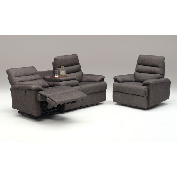 静かな電動リクライニング ソファ 2人掛けソファー ファブリック2色  ソファー ソファ GMK-sofa|crescent|02