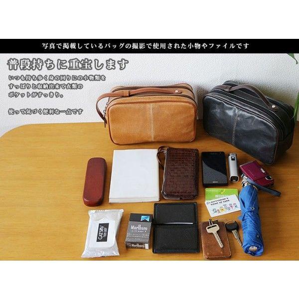 セカンドバッグ ハンドバッグ メンズ 鞄 カバン セカンドバック 白化合皮   25814 pt10|crescent|05