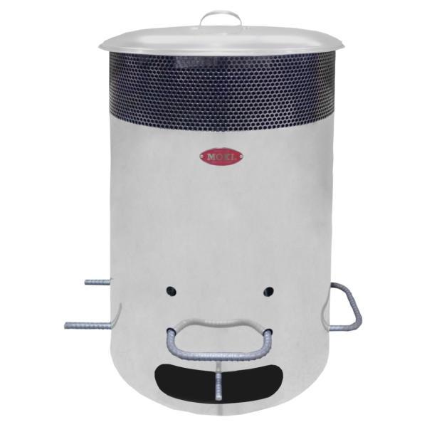 焼却炉 家庭用 焚き火どんどん 200L MP200 (代引不可)