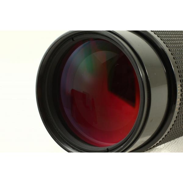 Nikon ニコン Ai-S NIKKOR 80-200mm F4 望遠,人気レンズ 美品ランク