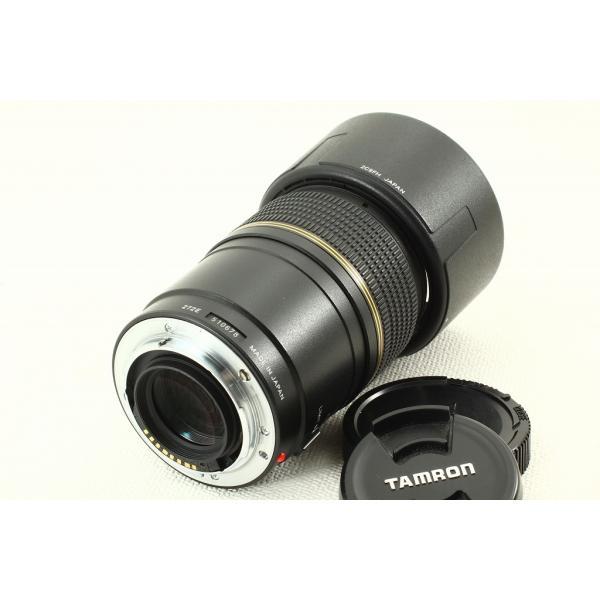 Tamron SP AF 90mm F2.8 Di MACRO 272EM Sonyソニー◆ケース 外観極上品ランク|crewact|02