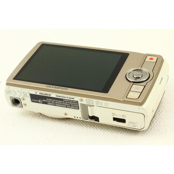 OLYMPUSオリンパス SH-25MR デジタルカメラ ホワイト 美品ランク