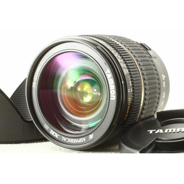 TAMRON AF 28-200mm F3.8-5.6 XR A03 Minoltaミノルタ◆フード 極上品ランク