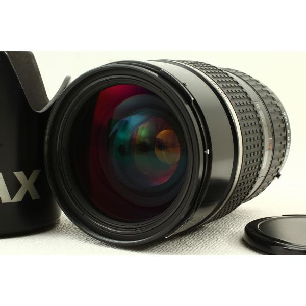 ペンタックス smc PENTAX-FA 645 80-160mm F4.5◆フード 外観美品ランク